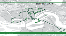 Rottertram-Route