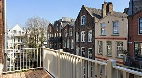 Renovation in Amsterdam
