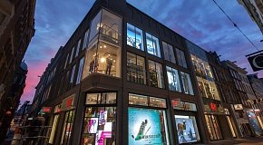 Perry Amsterdam nieuwe flagshipstore